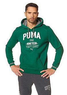 Puma STYLE ATHLETIC HOODED SWEAT FLEECE kapucnis hosszú ujjú felső