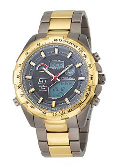 Chronograf značky ETT