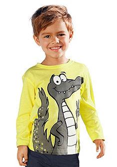 CFL Tričko s dlouhým rukávem, pro kluky