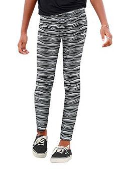 Arizona leggings ethno mintával, lányoknak