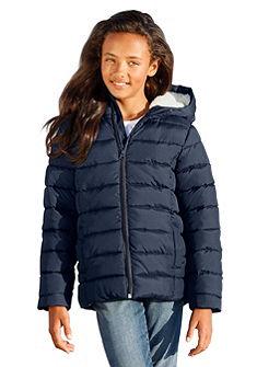 Prošívaná bunda, pro dívky