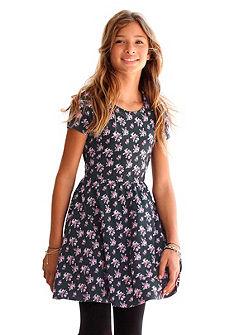 Arizona dzsörzé ruha nyomott mintás, lányoknak