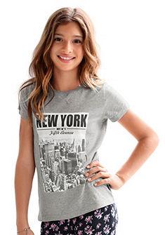 Arizona póló nyomott mintás, lányoknak