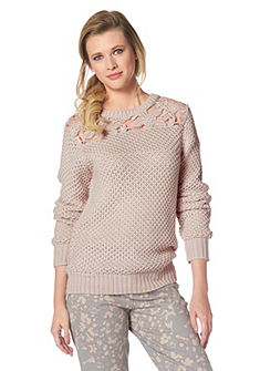Tamaris kereknyakú pulóver