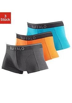 Boxeralsó, Buffalo (3db)