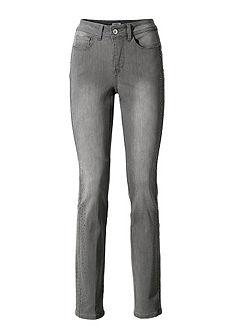 Telo formujúce úzke džínsy