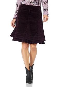 Manžestrová sukně