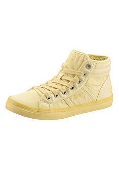 s.Oliver magasszárú fűzős cipő