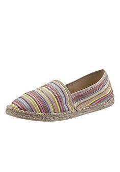 Plátěná obuv