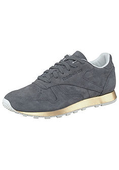 Reebok CL LTHR New Metal edzőcipő