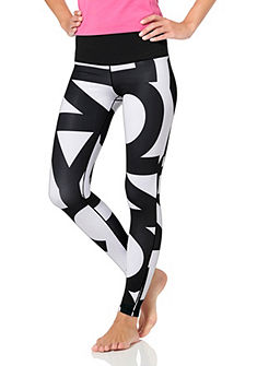 adidas Performance WORKOUT HIGH RISE LONG TIGHT funkcionális leggings