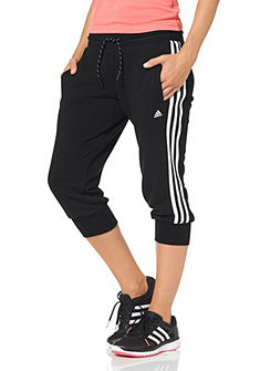 adidas Performance ESSENTIALS 3S 3/4 PANT 3/4 pumpkové nohavice
