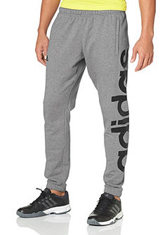 adidas Performance ESSENTIALS LINEAR PANT TAPERED FRENCH joggingnadrág