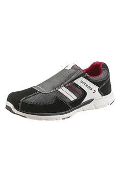 Dockers Nazouvací topánky, mix materiálů