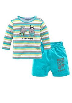 Klitzeklein Tričko a kalhoty s potiskem motivu , pro děti