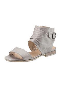 RIEKER  Kotníkové sandály