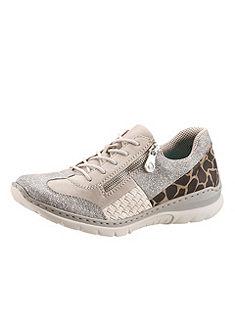 Rieker fűzős cipő Memo Soft talpbetéttel