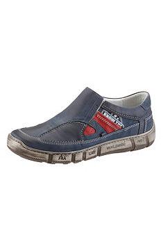 Kacper belebújós cipő sztreccs betéttel