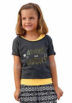 Kidoki póló&top (Szett, 2 részes), lányoknak