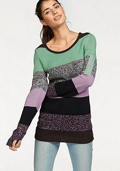 Kangaroos Pruhovaný pulóver