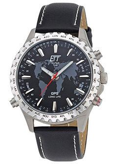 ETT, GPS-es férfi karóra, »EGTB-10424-21L«