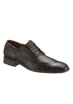 LLOYD Elegantní šněrovací boty »Dave«