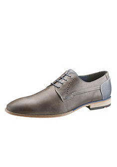 LLOYD Šnurovacie topánky »Doncaster« s koženou podrážkou