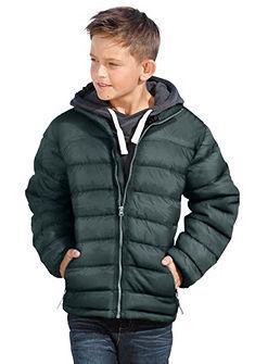 Prošívaná vesta pro kluky