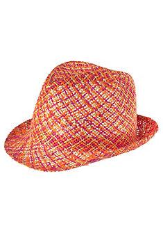 J. Jayz Slaměný klobouk »s úzkou krempou«