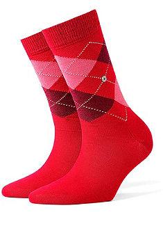 Puha gyapjú zokni, Burlington »Marylebone«, magas  minőségű,klasszikus dizájn