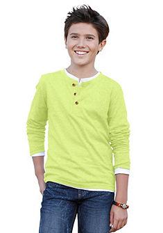 Tričko s dlouhým rukávem, pro kluky