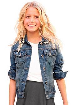 Džínsová bunda, pro dívky