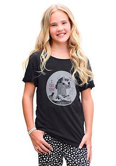 kidsworld oversize fazonú póló, lányoknak