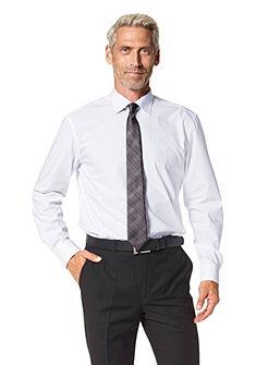 Košeľa, kravata a vreckovka