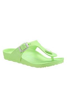 Birkenstock lábujjközös papucs »GIZEH EVA«