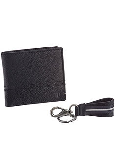 Marc O'Polo Kožená peňaženka & kľúčenka