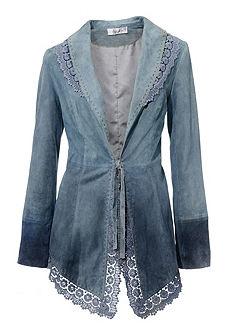 Kožený kabát