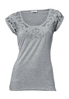 Bodyform-csipkés póló