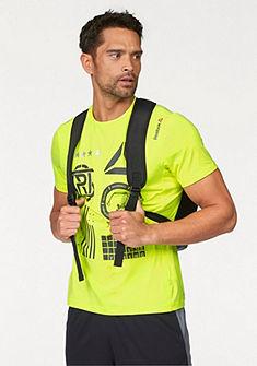Reebok ONE SERIES RUNNING SS TEE Sportovní tričko