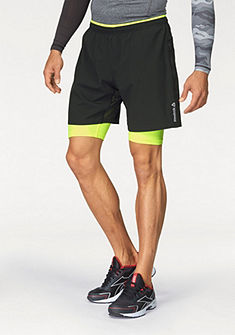 Reebok RUNNING ESSENTIALS 2-in-1 SHORT Šortky