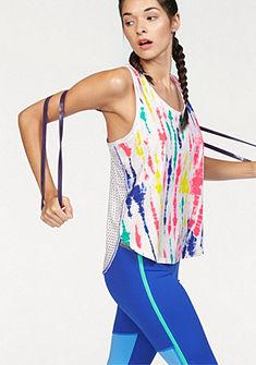 adidas Performance STELLASPORT TIEDYE TANK trikó