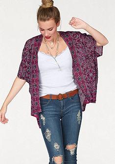 AJC mintás blúz »Kimono«