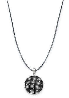 Jewels by Leonardo nyaklánc: nyaklánc üvegköves medállal, »stelletta, 015695«