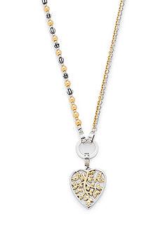Jewels by Leonardo Súprava šperkov: retiazka so sklenenými kamienkami (4-dielna súprava), »darlin'sornato, 015754«