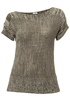 Kereknyakú pulóver