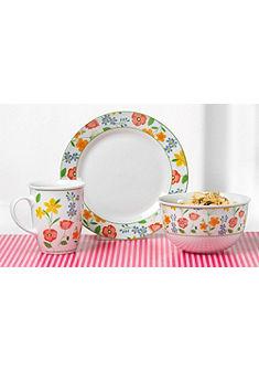 Porcelánový snídaňový set značky Flirt by R&B »Fiorella«