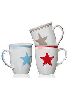 Set šálků na kávu značky Flirt by R&B »Modern Stars«