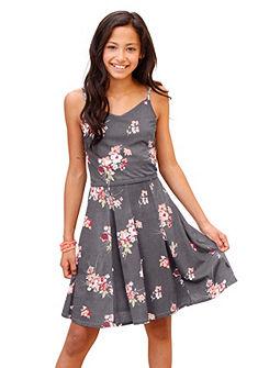 Arizona vállpántos ruha nyomott virág mintás, lányoknak