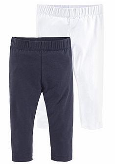 Kidoki 3/4-es legging (csomag, 2 db), lányoknak