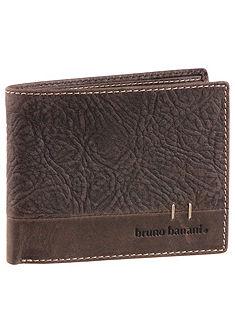 Bruno Banani bőr pénztárca díszvarrással
